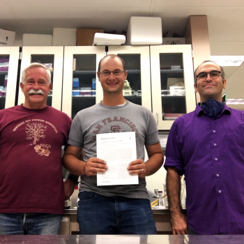 Scientist Spotlight: The Mehlenbacher Lab