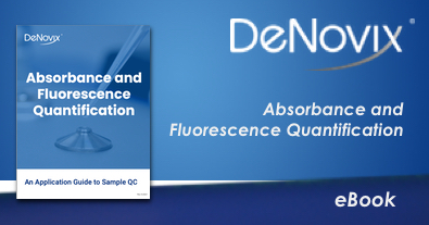 Absorbance and Fluorescence Quantification of Nucleic Acids eBook